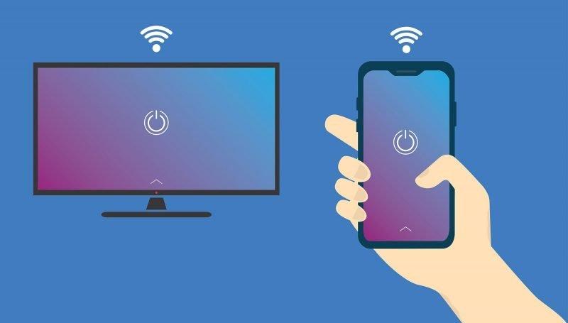 conectar el celular al tv