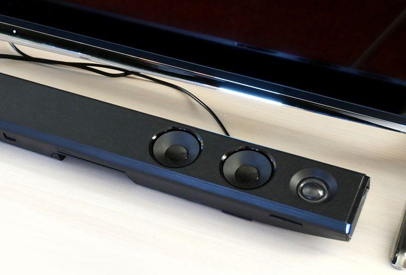 barras de sonido para tv