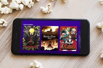 Las mejores plataformas para ver Animes