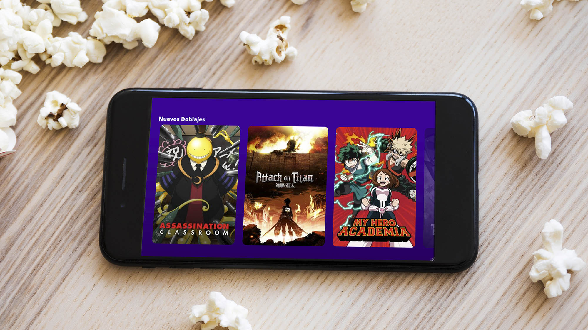 plataformas para ver Animes